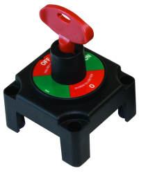 Battery Disconnect Switch, ON/OFF/ON/OFF - Seasense