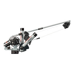 Big Jon Pro Tournament Electric Downrigger - Silver