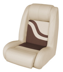 Bucket Seat Weekender Series, Sand-Brown - Wise Boat Seats