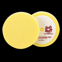 SoftBuff Foam Polishing Pads - Meguiar's
