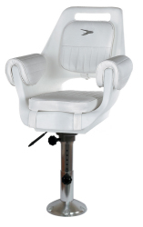 Deluxe Pilot Seat 007 with Cushions, 12-18