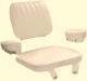 Captain Chair 1007 2 Piece Replacement Cushion Set Only - Wise Boat Seats