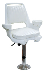 Captain Chair 1007 with Cushions, 12-18