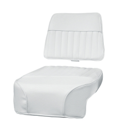 Ladder Back Pilot Chair 1095 2 Piece Replacement Cushion Set Only - Wise Boat Seats
