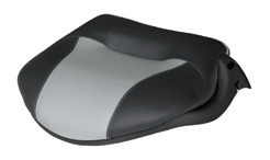 Pro-Verzion Tour Casting Seat, Charcoal-Gray - Wise Boat Seats