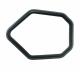 Muffler Gasket for Yamaha - Mallory