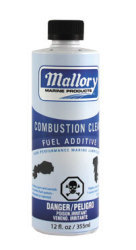 Combustion Cleaner - 12 Oz - Mallory