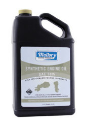 30W 5 Qt Synthetic Oil for Volvo - Mallory