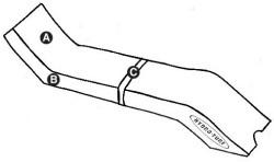Part B - Kawasaki X2 PWC Seat Cover - Hydro-Turf
