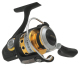 Conquer Spinning Reel, Line Capacity - 10lb / 200yd - Penn