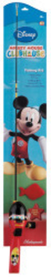 Mickey Spincast Combo, 2'6'' - 1pc - M - Shakespeare