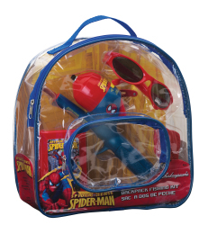 "Spiderman Backpack Combo, 2'0"" - Telesc. - M - Shakespeare"