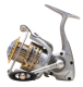 Supreme XT Spinning Reel 4lb / 110 yd Line Capacity 5.2:1-Gear Ratio - Pflueger
