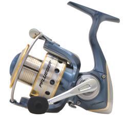 President Spinning Reel 8lb / 185yd Line Capacity 5.2:1-Gear Ratio - Pflueger