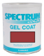 Azure, 2006-2009, Bennington Red ASH LVOC Color Boat Gel Coat Quart - Spectrum Color