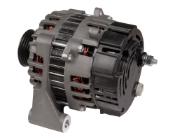 Alternator, 75A, 12V, Serpentine 18-5882 - Sierra