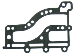 Gasket, Outboard Exhaust Cover 18-99096 - Sierra