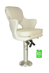 Commodore Fixed Height Locking Chair Package - Springfield Marine
