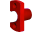 "Terminal Feed Through, 3/8""-16 Stud, Red - Blue Sea Systems"