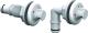 Flow-Rite Spray Head Aerators