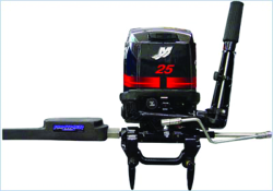 Electro Steer T5, Freshwater Series without Remote - Panther