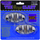 "Rope Cleat, 4"", Chrome Plated, 2-Pack -  …"