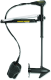 "Minn Kota Edge - 55 lb Thrust, 52"" Shaft, 12V - Foot Control"