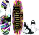 Booya Wakeboard, 135cm, with Primo Bindings   …