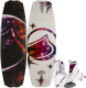 Liquid Force Luna Wakeboard With Bindings