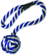 Paws Aboard Monkey Fist Rope Dog Toy