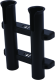 Seadog Two Pole Side Mount Rod Holder