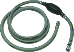 "8ft Suzuki, Silverado 4000 3/8"" ID EPA Fuel Line Assembly, 18-8062 Connector - Sierra"