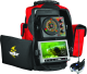 Vexilar Fish Scout Double Vision Wide Screen With Fl20 Tri-Beam Iceducer