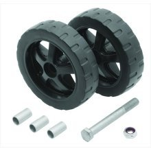 F2 Twin Track Wheel Replacement Kit (2 Wheels & Mounting Hardware) - Fulton