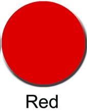 "Red, 54"" x 36"" Marine Vinyl Roll - Attwood"