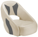 Avenir Sport Bucket Seat, Tan & Charcoal - Attwood