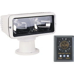 RCL-100D Remote Controlled Searchlight, 24V - ACR