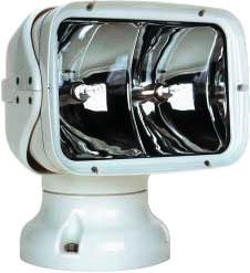 ACR Remote Control Spotlight 12V 180,000 Candela, RCL-75