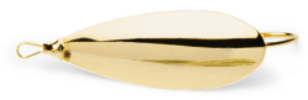Johnson Silver Minnow Color: Gold - Johnson Fishing