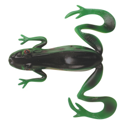 "Berkley Powerbait 4"" Kicker Frog - Color: Bull Frog"