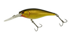 Berkley Floating Flicker Shad - Color: Black Gold