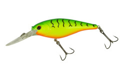 Berkley Floating Flicker Shad - Color: Firetiger