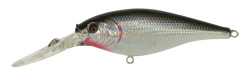 Berkley Floating Flicker Shad - Color: Black Silver