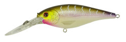 Berkley Floating Flicker Shad - Color: Purple Tiger