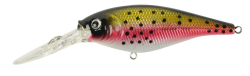 Berkley Floating Flicker Shad - Color: Rainbow Trout