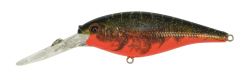 Berkley Floating Flicker Shad - Color: Red Tiger