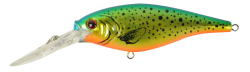 Berkley Floating Flicker Shad - Color: Speckled Gold Shiner
