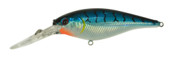 Berkley Floating Flicker Shad - Color: Blue Tiger