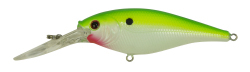 Berkley Floating Flicker Shad - Color: Chartreuse Pearl