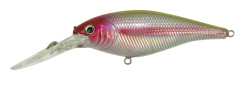 Berkley Floating Flicker Shad - Color: Chrome Clown